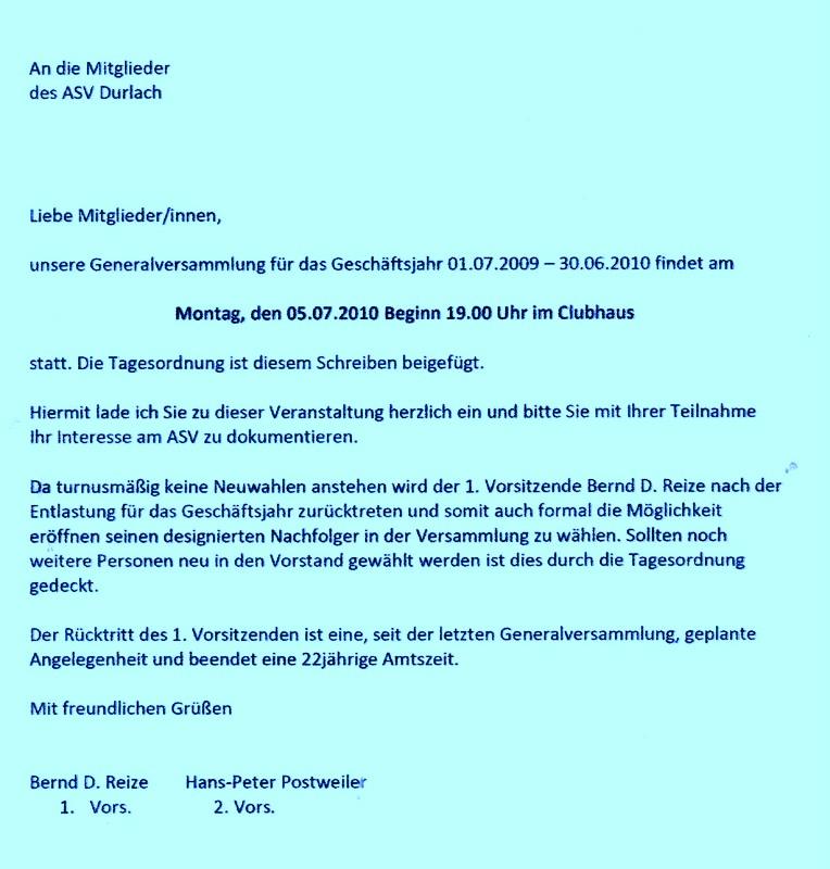 generalanschr1005 800 - Rucktritt Vorstand Verein Muster